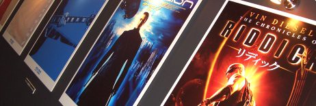 HD DVD posters
