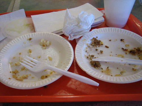 I ate my knishes
