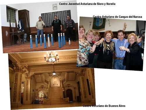 Colectividades asturianas en Buenos Aires