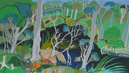 Warren River by Leonie Dobrowolski