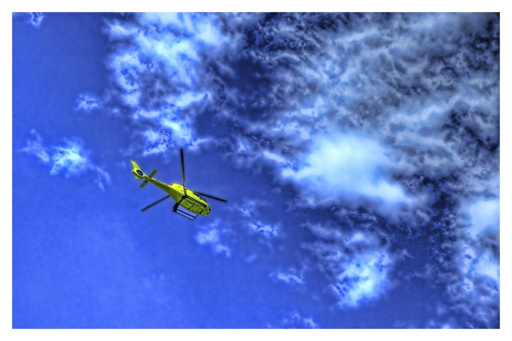 Cloud Chopper