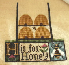 H is for Honey