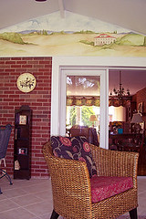 sharon's sunroom