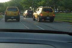 Dave Fans Like Yellow SUVs