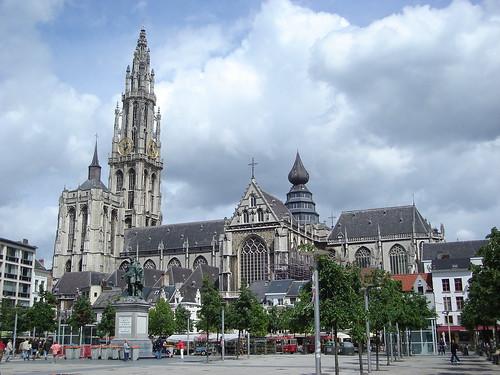 Antwerp Belgium 0506 036