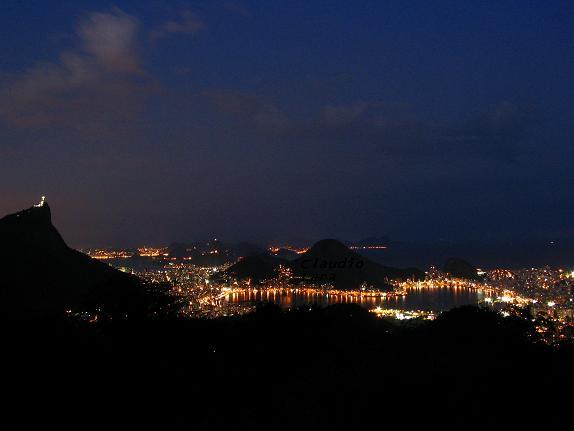 Vista Chinesa - Noite