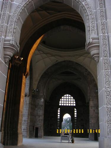 Sanctum sanctorum of The Gateway of India