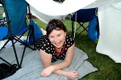 Makeshift Sun Tent