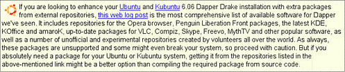 Ubuntu DistroWatch Weekly