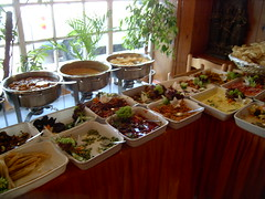 Part of Diwana's Buffet
