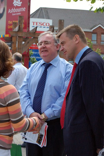 Party leader visit to Meath East