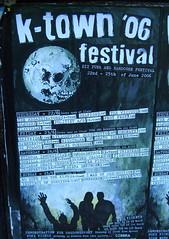 k-town '06 festival