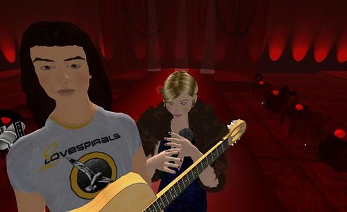 Lovespirals in Second Life