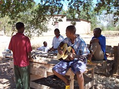 Carpenters and Guitarist, Dodoma