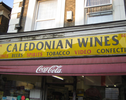Caledonian Wines