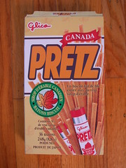 カナダのプリッツ