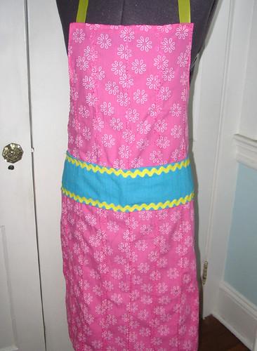 my apron!