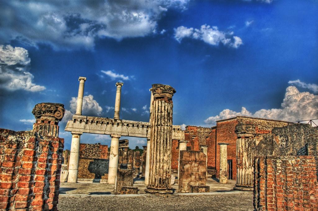 The Market of Pompeii