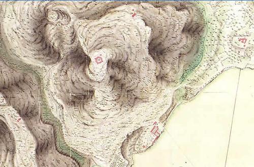 Plano de Ramón Santander, 1775