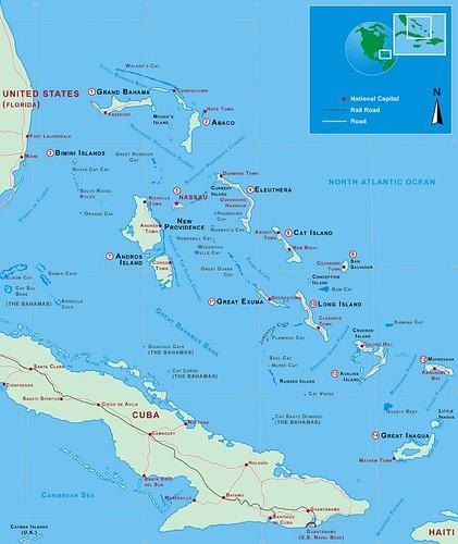 BahamasMap