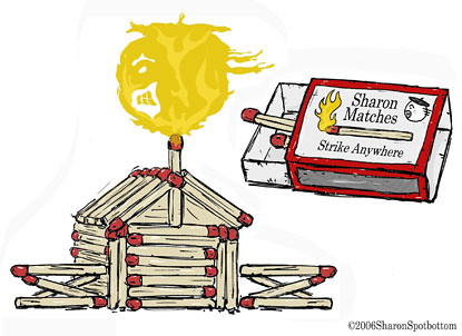 Sharon-matches