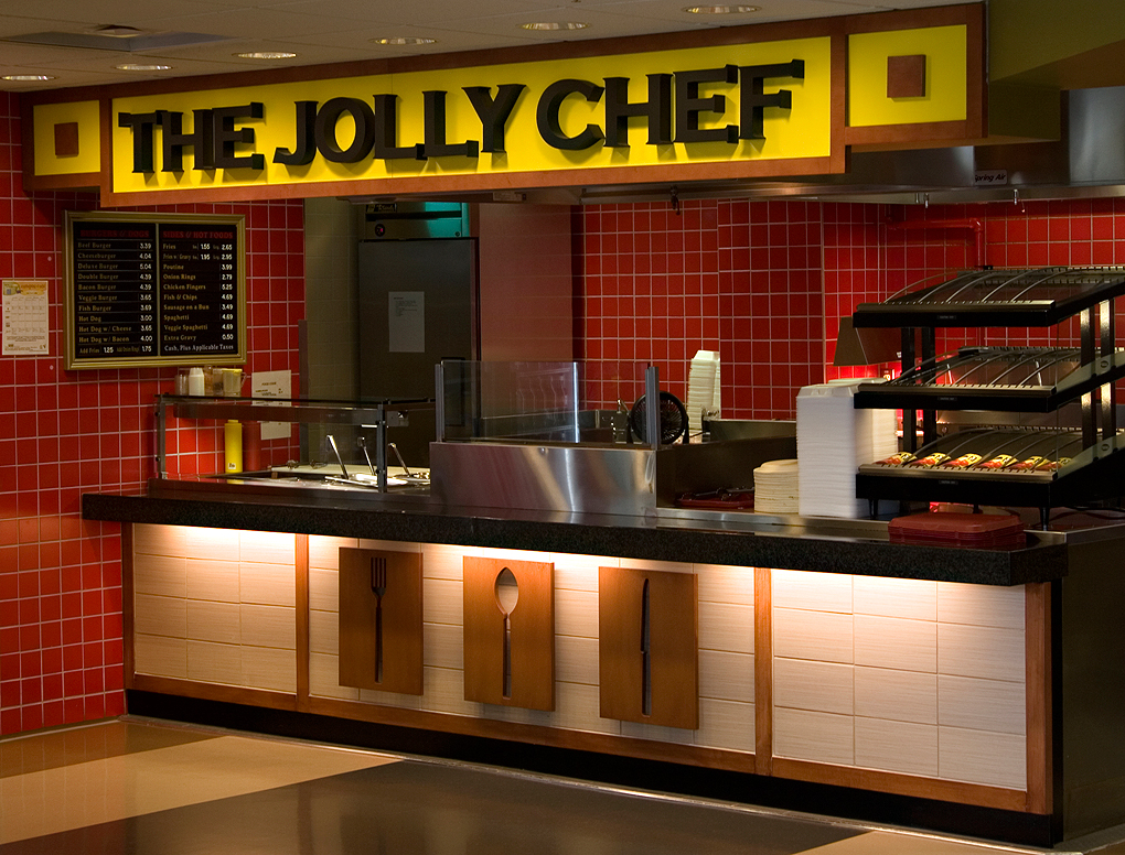 Jolly Chef