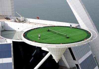 Burj Al Arab Tenis