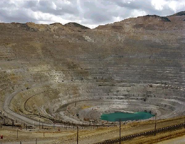 Burtynsky - mine