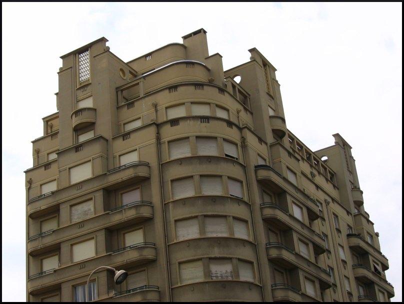Architecture des ann es 50 skyscrapercity for Architecture annees 50