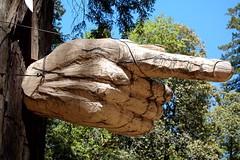 a big hand