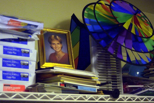Dad's top shelf