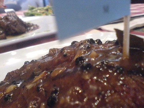 Steak Close-up