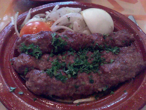 Kofta Kebabs