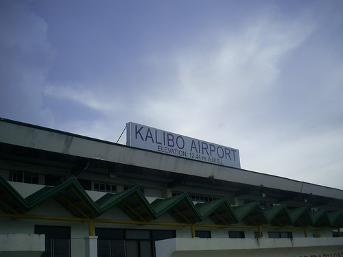 Welcome to Kalibo Airport