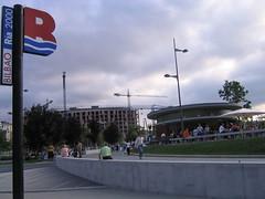 Terraza 2 - El nuevo Bilbao