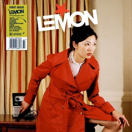 Lemon 2 Cover