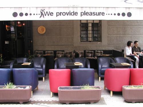 We provide pleasure