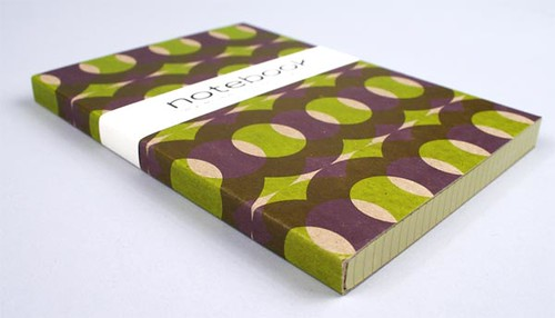 Fabulously Green: Tenth and Grant: Noteworthy Stationery