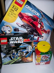 LEGO sets received