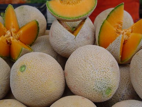 melón en jabones naturales