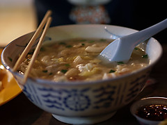 Chomp Chomp Delicacies #4 - Macaroni soup
