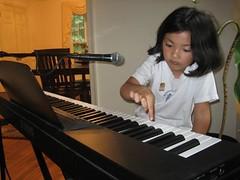 Sagada on piano