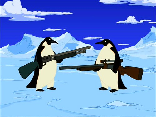 Penguins With Guns 05