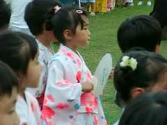 盆踊りってむずかしいよぉ