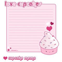 cupcake_memo