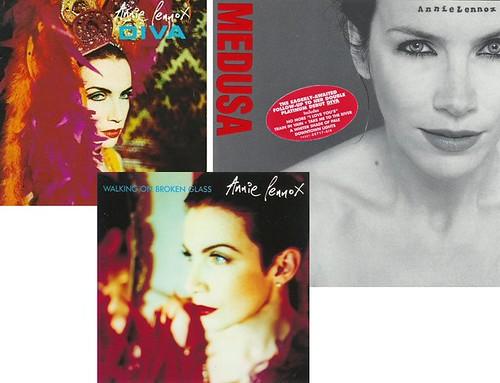 Annie Lennox Diva Medusa Muzikland