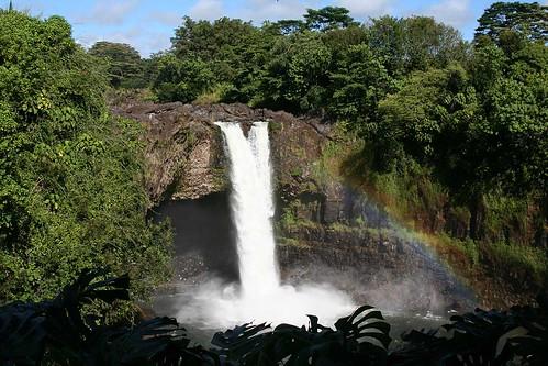 Rainbow Falls, Hilo Hawaii