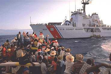USCG Interdiction