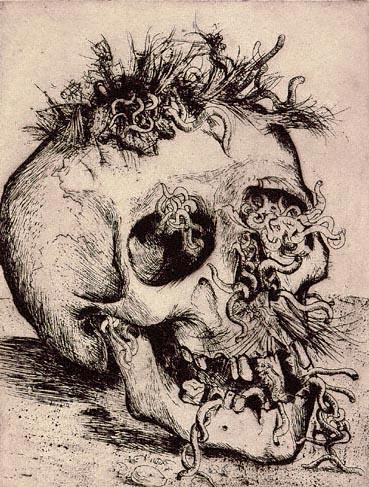 Otto_Dix-Skull
