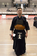 The 20th All Japan Women's Corporations and Companies KENDO Tournament & All Japan Senior KENDO Tournament_074